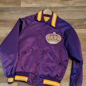 Los Angeles Kings hockey vintage jacket